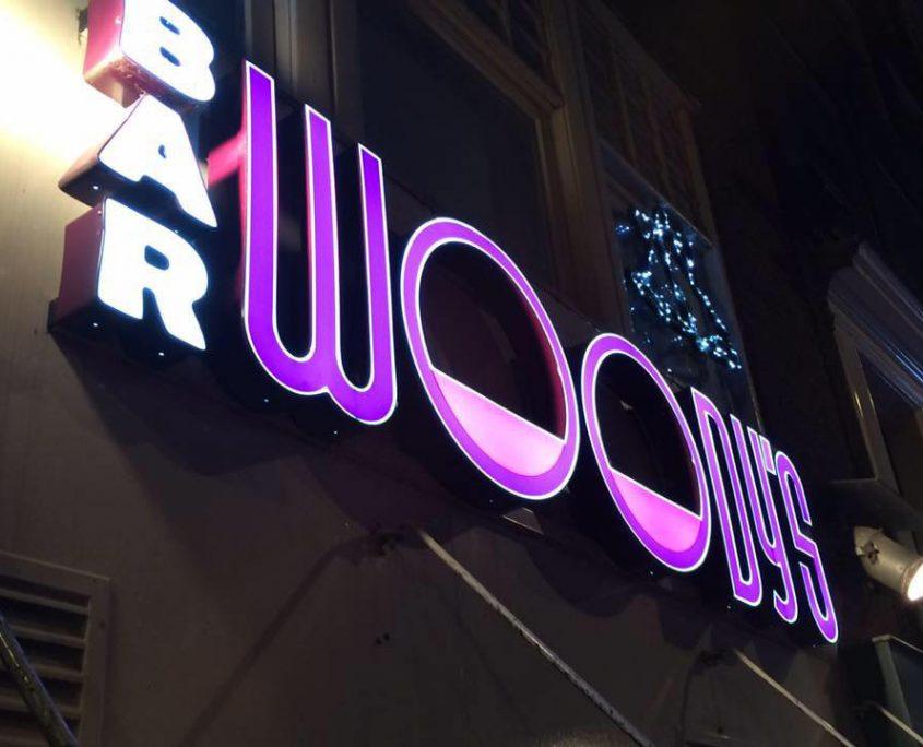 Feestcafe Woodys